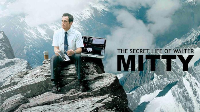 Ben Stiller in una foto da I sogni segreti di Walter Mitty