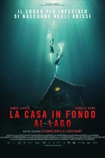Poster La casa in fondo al lago