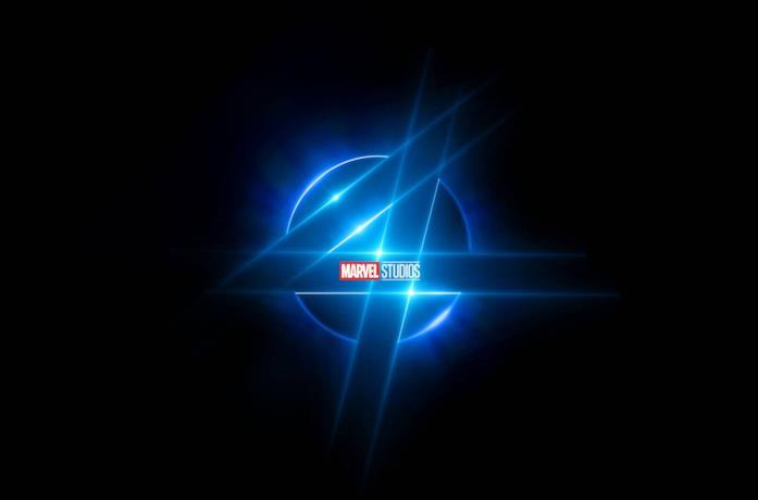 Il nuovo logo dei Fantastici Quattro