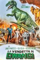 Poster La vendetta di Gwangi