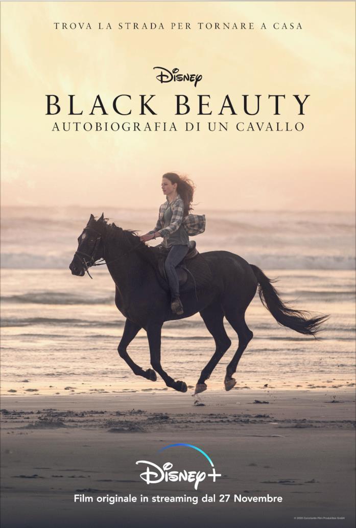 Black Beauty: Autobiografia di un cavallo arriva su Disney+