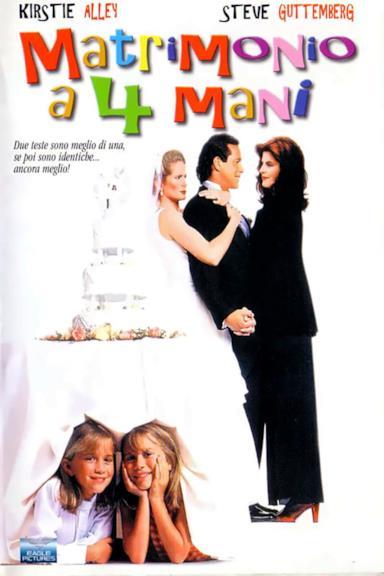Poster Matrimonio a 4 mani