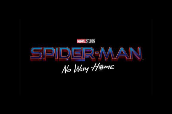 Il logo di Spider-Man: No Way Home