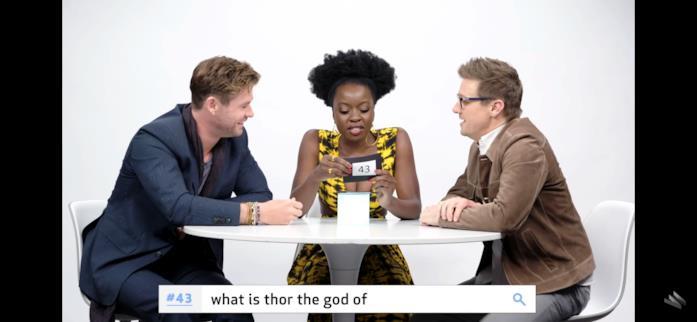 Di cosa è il Dio Thor, esattamente?