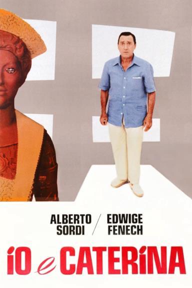 Poster Io e Caterina
