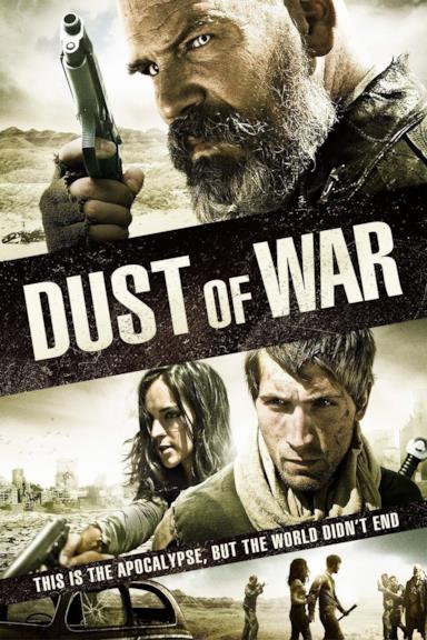 Poster Dust of War