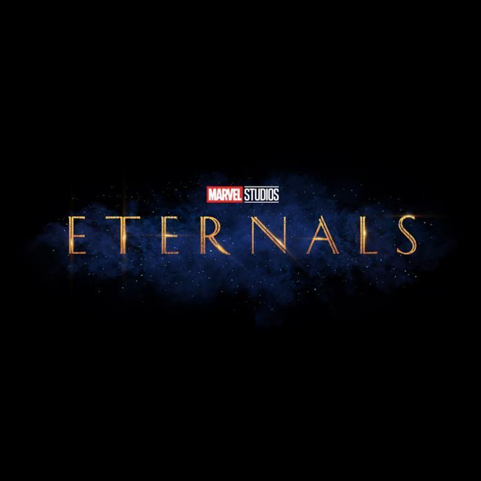 Logo ufficiale di Eternals