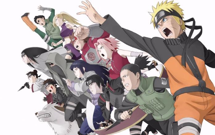 Naruto personaggi