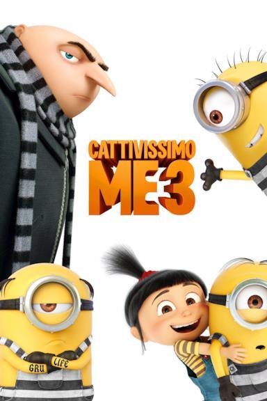Poster Cattivissimo me 3