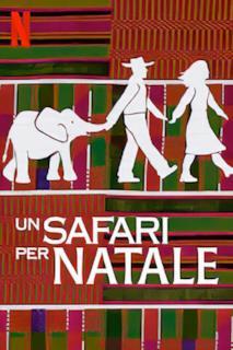 Poster Un safari per Natale