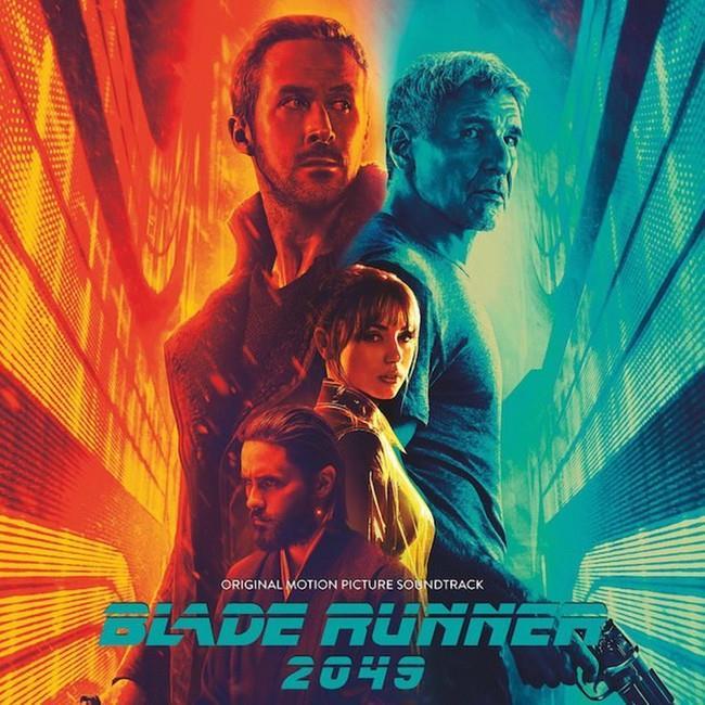 La cover di Blade Runner 2049 (Original Motion Picture Soundtrack)