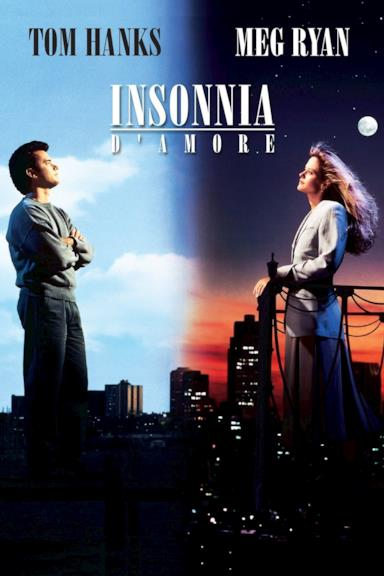 Poster Insonnia d'amore
