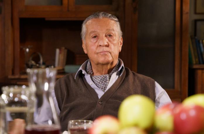 Renato Pozzetto a tavola