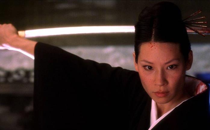 Lucy Liu interpreta O-Ren Ishii in Kill Bill