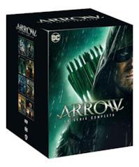 Arrow: La serie completa (stagioni 1-8) (38 DVD)