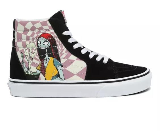 Le Nightmare Before Christmas Sk8-H