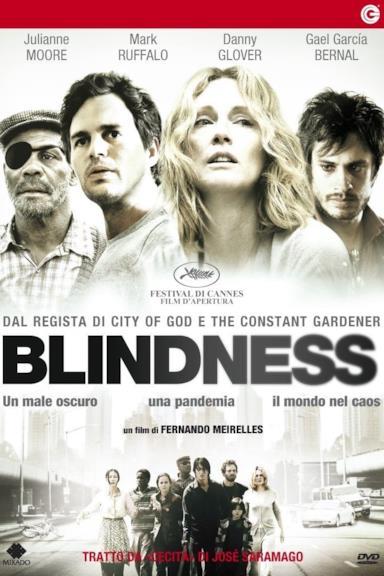 Poster Blindness - Cecità