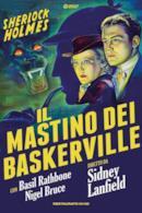 Poster Sherlock Holmes - Il mastino dei Baskerville