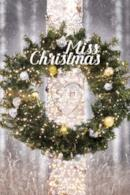 Poster Miss Christmas