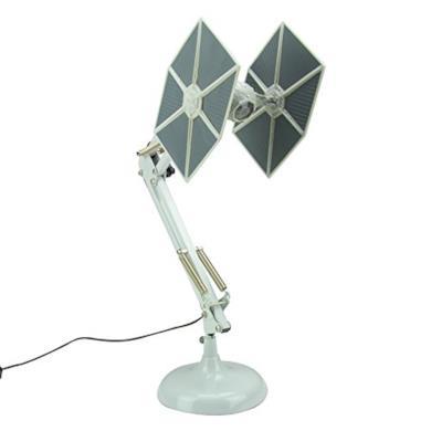 Star Wars Lampada da Tavolo posizionabile Tie Fighter