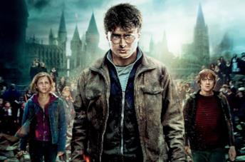 Immagine promozionale di Harry Potter e i Doni della Morte Parte II