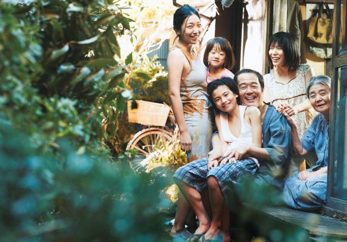 I protagonisti di Un affare di famiglia
