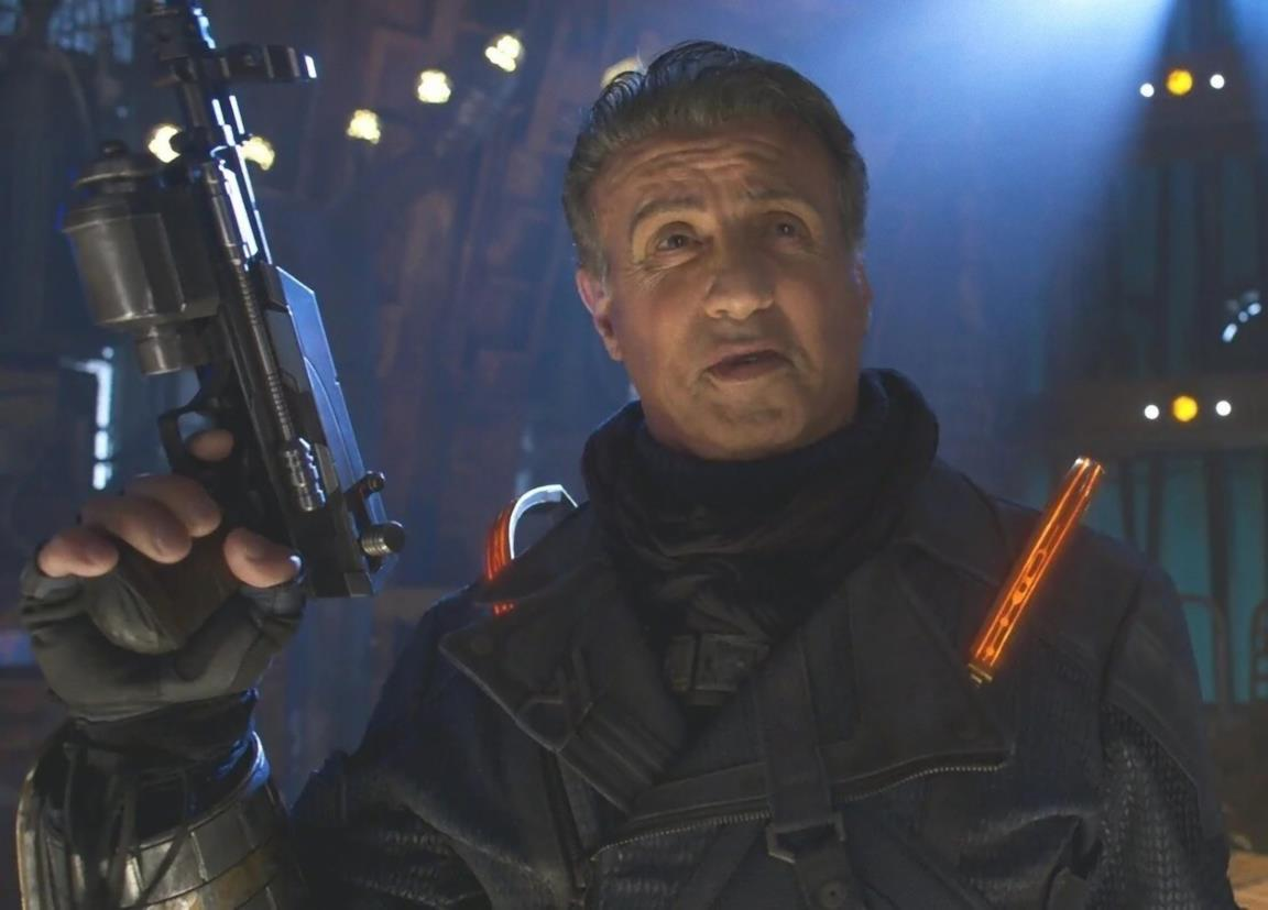 Sylvester Stallone sarà in The Suicide Squad, il film DC targato James Gunn