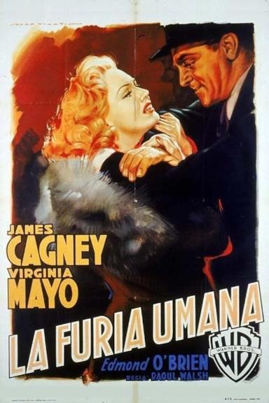 Poster La furia umana
