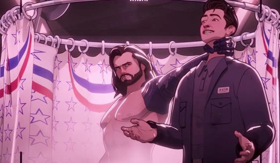 Il braccio di Bucky è waterproof, ce lo assicura il quinto episodio di What if... ?