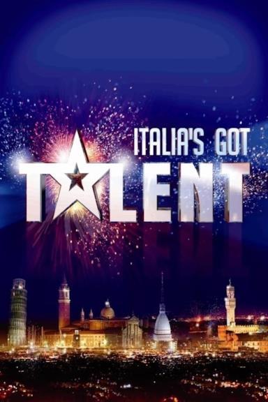 Poster Italia's Got Talent
