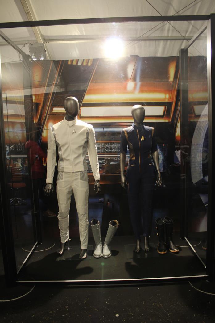 Le uniformi originali di Star Trek: Discovery