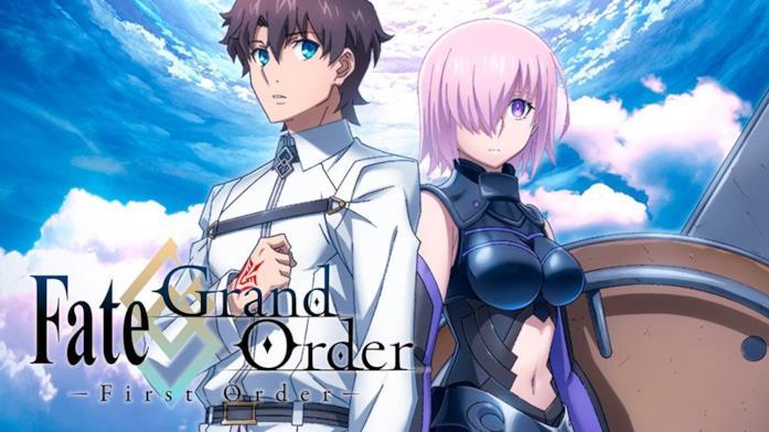 Fate Grand Order personaggi