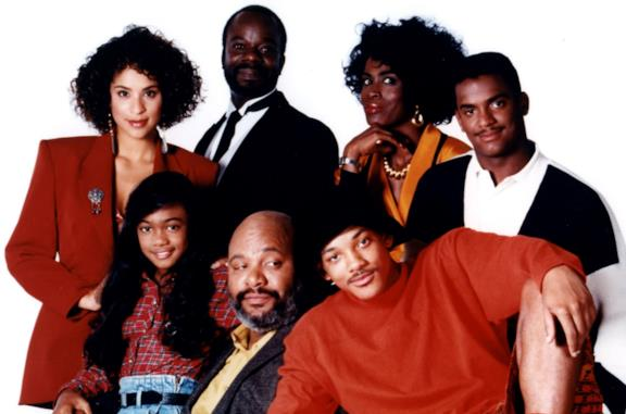 Il cast di Willy, il Principe di Bel-Air