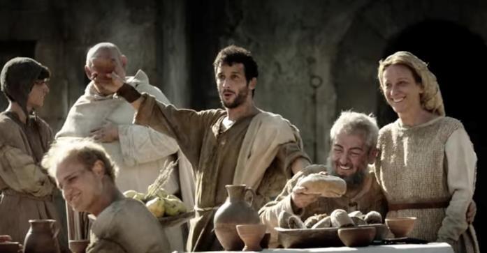 Jonás Berami ne La Cattedrale del Mare
