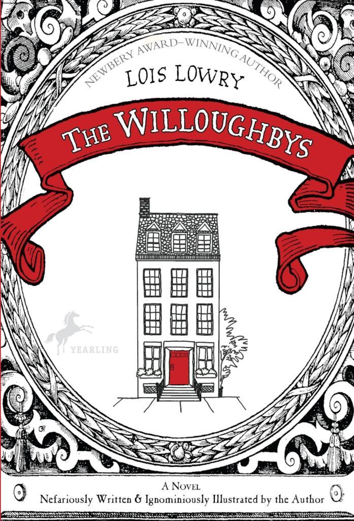 The Willoughbys, romanzo