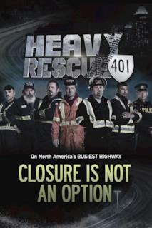 Poster Heavy Rescue: 401