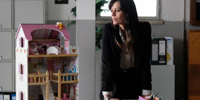 Claudia Pandolfi è Rosa