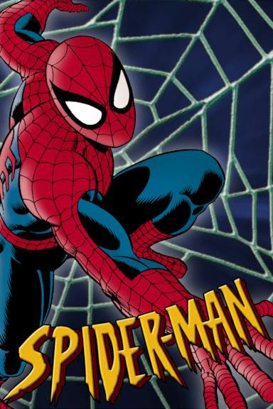 Poster Spider-Man - The Animated Series