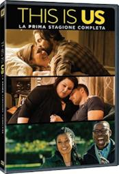 This Is Us St.1 (Box 4 Dvd)