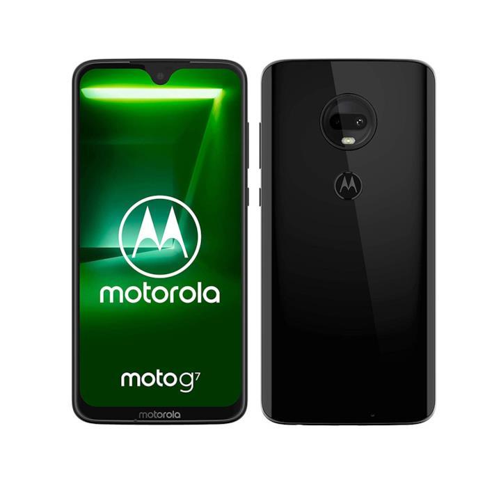 Immagine stampa del Motorola Moto G7