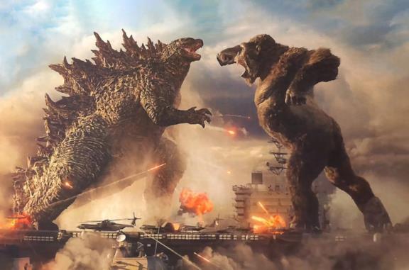 Godzilla e King Kong