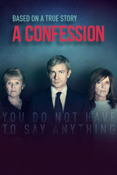 Poster A Confession
