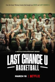 Poster Last Chance U: Basketball