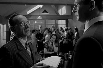 Liam Neeson e Ben Kingsley in Schindler's List