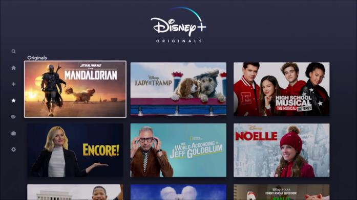 I contenuti Disney Original presenti in Disney+