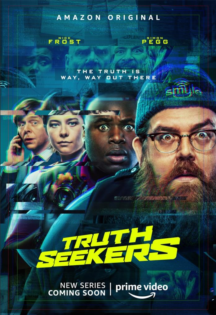 I protagonisti di Truth seekers