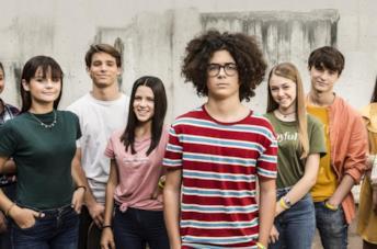 Primo piano del cast di Jams