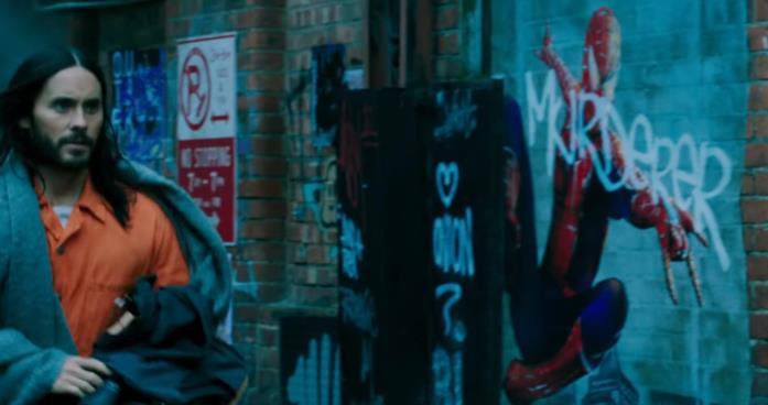 Lo Spider-Man di Tobey Maguire nel film Morbius