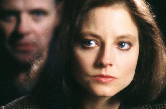 Jodie Foster ne Il silenzio degli innocenti