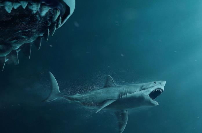 Meg di Shark - Il primo squalo